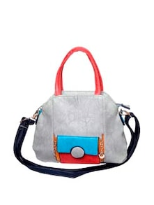 Grey Mimosa Mini Bag - Thegudlook