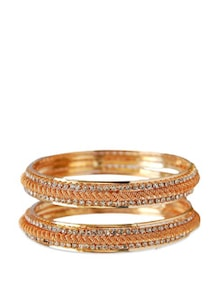 Beautiful Gold Bangle - Maayra