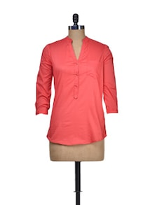 Stylish And Simple Shirt - Harpa
