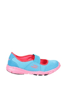 Blue and Pink Ballerina Style Sports Shoes - STEPpings
