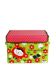 Flowery Storage Box(Medium) - Uberlyfe