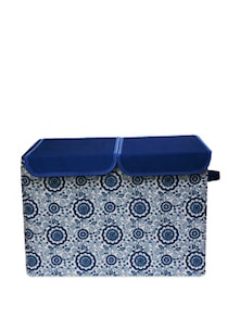Floral Kids Toy Organizer- Double Flap (Large) - Uberlyfe