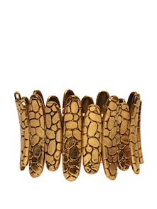 Exotic Golden Designer Bracelet - CIRCUZZ