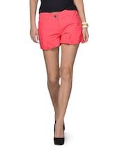 Hot Pink Shorts - SPECIES