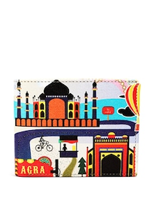 Glories Of Agra Wallet - Mad(e) In India