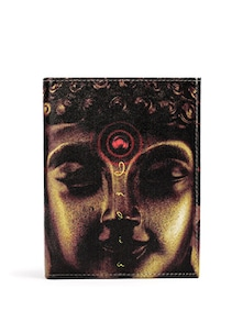 Buddha Passport Holder - Mad(e) In India