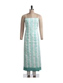Exquisite In Ethnic Chikankari Suit Piece - Ada