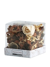 Egyptian Cotton Scented Mini Potpourri - Rosemoore