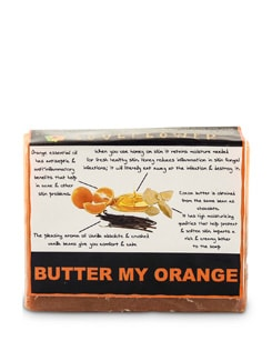 Butter my Orange Soap - SOULFLOWER