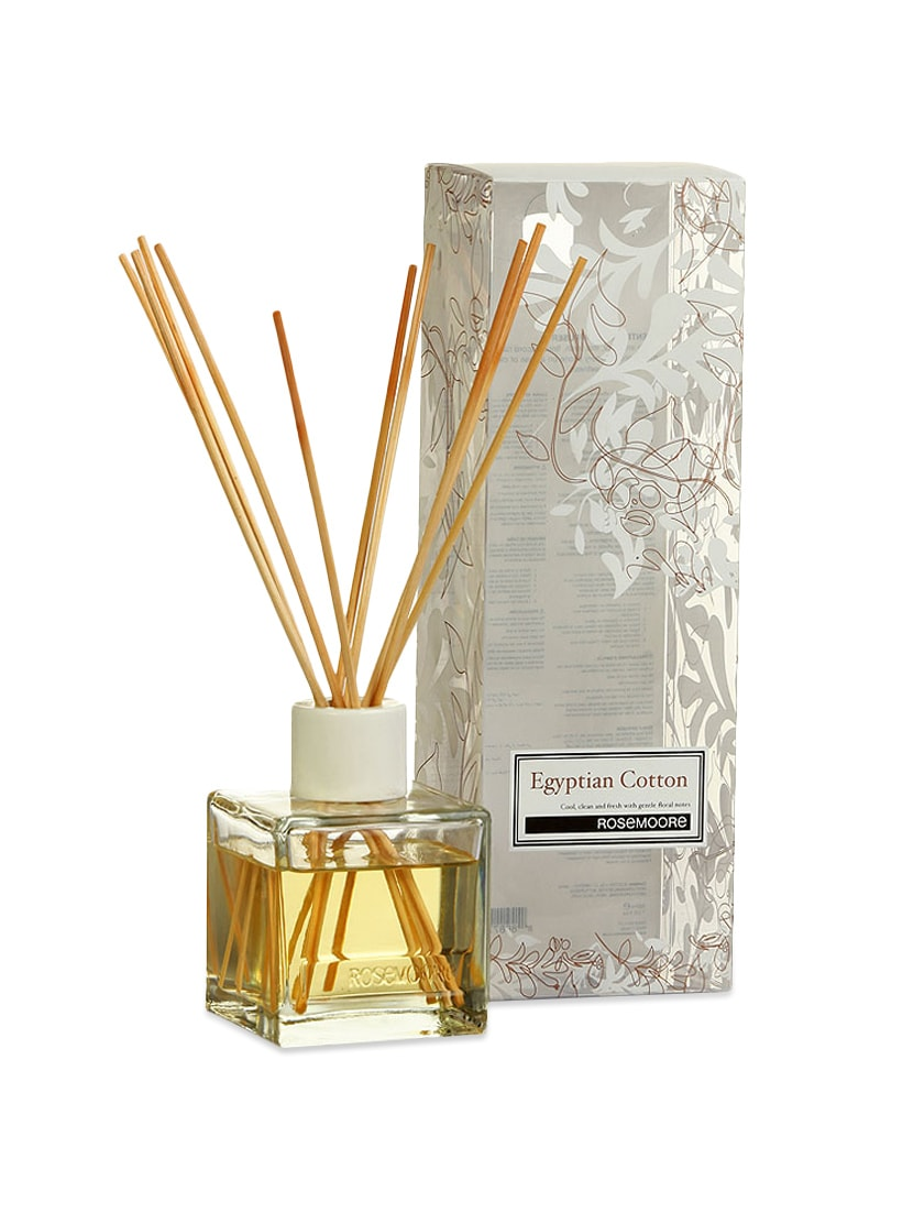 Egyptian Cotton Scented Reed Diffuser - Rosemoore