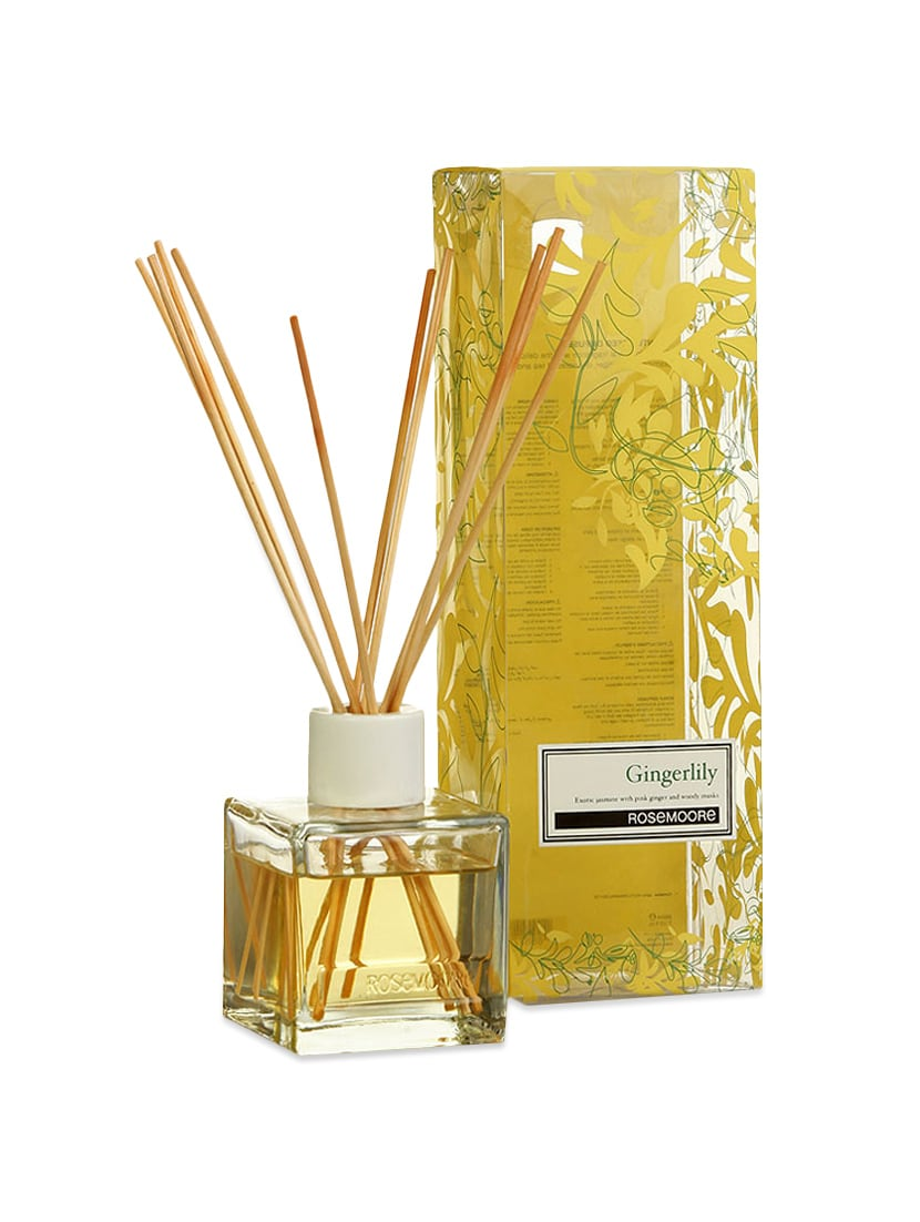 Gingerlily Scented Reed Diffuser - Rosemoore