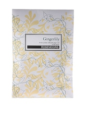 Gingerlily Scented Paper Sachets - Rosemoore