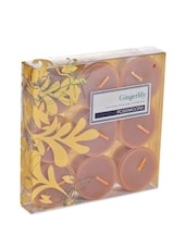 Gingerlily Scented Tea Lights - Rosemoore