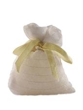 White Jasmine Scented Beads Sack - Rosemoore
