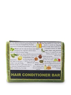 Hair Conditioner Bar Soap - SOULFLOWER