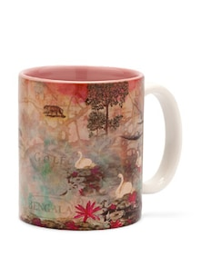 Kingdom Of Dreams Coffee Mug - India Circus