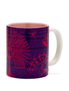 Tribal Warli Coffee Mug - India Circus