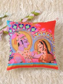 Multicoloured Digital Print Cushion Covers - Shahenaz Home Shop