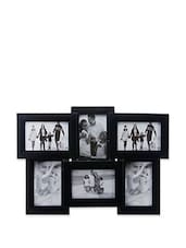 Collection Of  Photo Frames In Black - BLACKSMITH