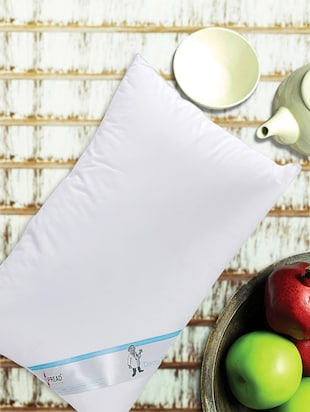 White Medicated Doctor Pillow -  online shopping for home & decor