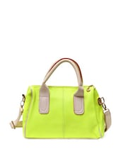 Lime Barrel Bag - Thegudlook
