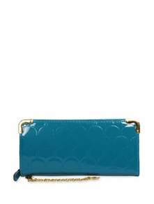 Turquoise Blue Clutch - Lalana