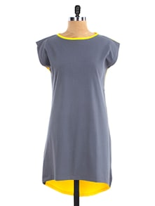Tea For Two T-Shirt Dress - Miss Chase