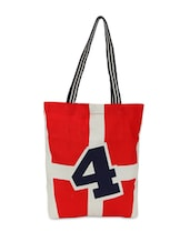 Striped Tote Bag - Be... For Bag