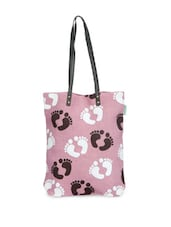 Amazing Pink Printed Tote - Greenobag