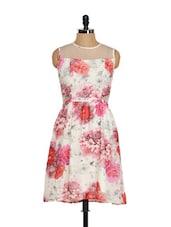 Floral Print Dress - Mishka