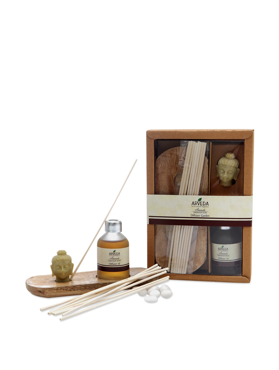 Reed Diffuser Set - Fragrance World India