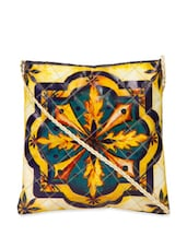 Multi-coloured Digital Print Cross Body Bag - The House Of Tara