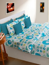 Abstract Print Bed Cover - HOUSE THIS