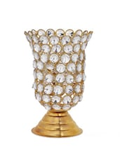 Bejewelled Tea Light Candle Holder - Ambbi Collections