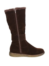 Gorgeous Brown Boots - Stylistry
