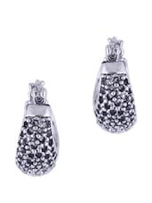 SILVER SMALL MINI HOOPS - THE BLING STUDIO