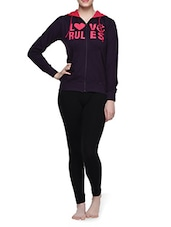 Cloe Zip Up Sweatshirt - Cloe