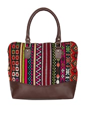 Tribal Themed Tote Bag - The House Of Tara