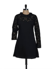 Black Lace Dress - Eavan