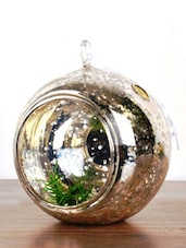 Hanging Decorative Glass Ball - Importwala