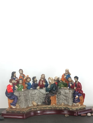The Last Supper Polyresin Sculpture (Large)