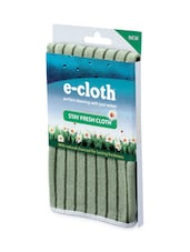 Cloth With Natural Charcoal For Cleaning Spills And Dirt - E-cloth
