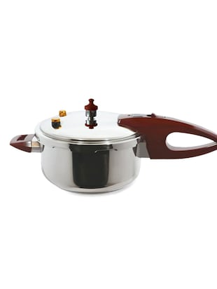Stainless Steel Pressure Cooker (5ltrs)