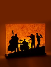 Jazz By The Bay Table Lamp - Shady Ideas - 909549