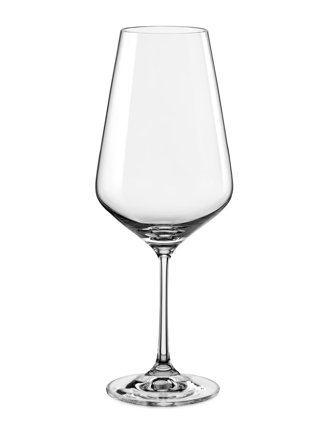 Crystal Red Wine Glass Set - Bohemia Crystal