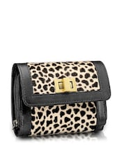 Animal Print Chic Wallet - Phive Rivers