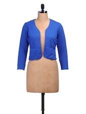 Trendy Blue Jacket - MARTINI