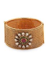 Exquisitely Crafted Cuff Bracelet - Voylla