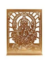 Ganesh T-light Holder - The Yellow Door