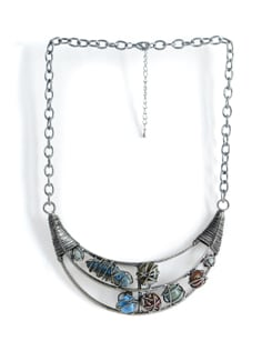 Handcrafted Designer Necklace - Tribal Zone